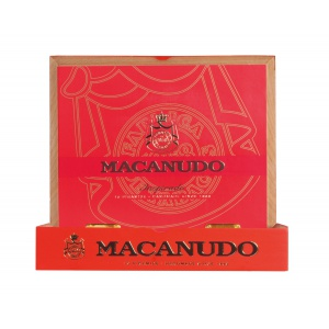 Macanudo Inspirado Orange Piramide 10Cigars c